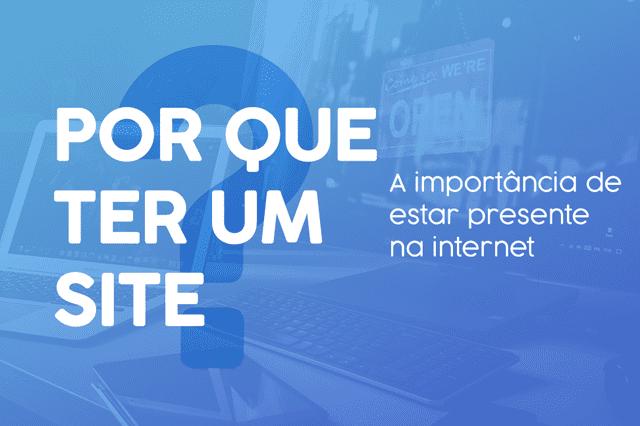 Qual a importância de um site?